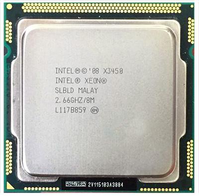 Процессор Intel® Xeon® X3450  LGA1156  2.66-3.20 GHz