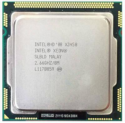 Процессор Intel® Xeon® X3450  LGA1156  2.66-3.20 GHz, фото 2
