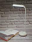 Настольная лампа Remax RT-E190 Dawn LED Lamp c аккумулятором. Портативная сенсорная лампа, фото 4