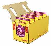 Josera Mini Deluxe (Йозера Мини Делюкс) беззерновой корм для взрослых собак мелких пород 4,5 кг