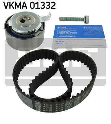 Комплект ремня ГРМ AUDI A4, AUDI A6, AUDI A8, AUDI Q7 VKMA 01332 SKF