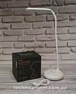 Настольная лампа Remax RT-E190 Dawn LED Lamp c аккумулятором. Портативная сенсорная лампа, фото 10