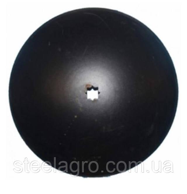 Диск John Deer сфера D=620 мм,h=6мм кв. 32мм
