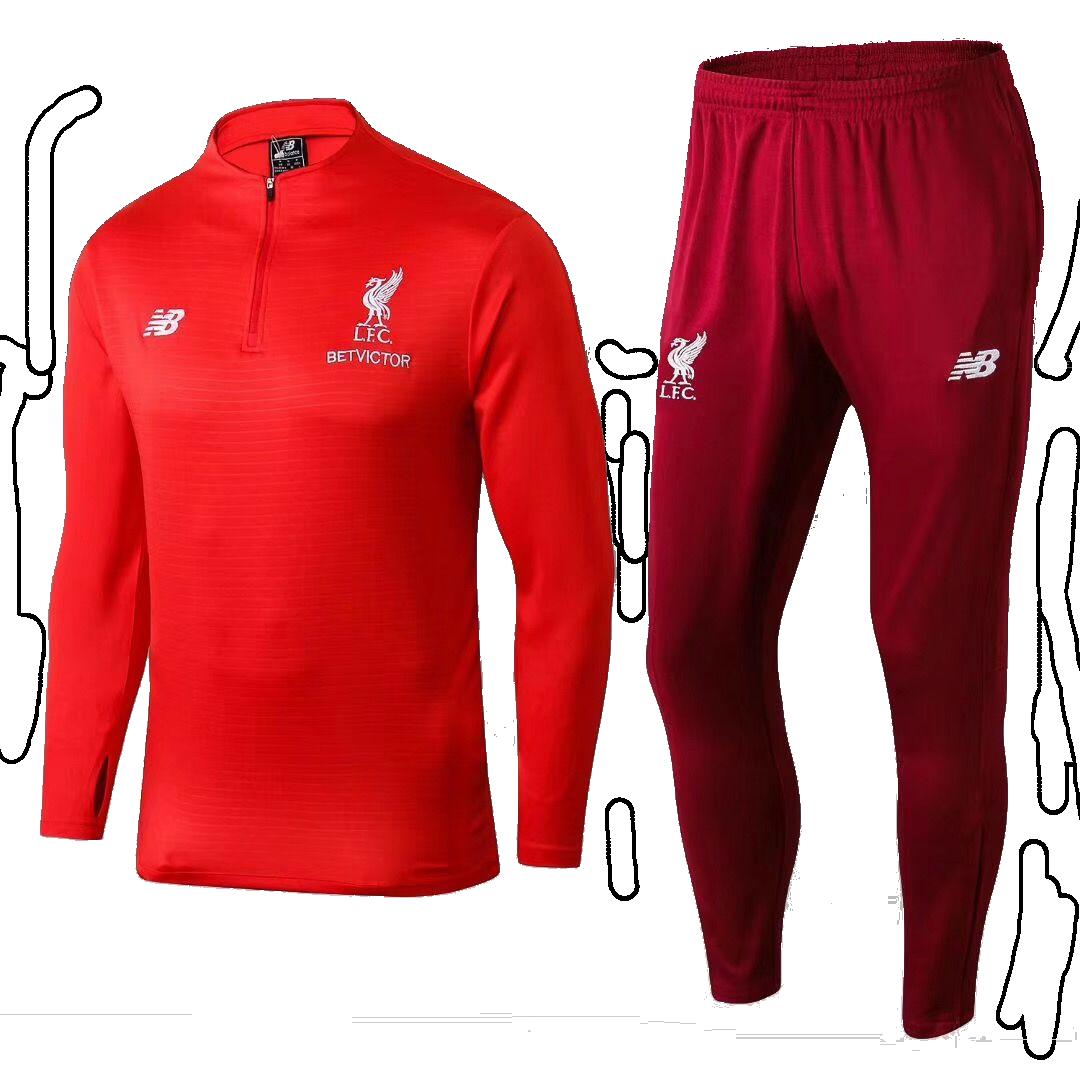 0fa24ca9b4d5 Тренировочный костюм Ливерпуль 2018-2019, цена 1 499 грн., купить в ...