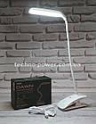 Настольная лампа-прищепка Remax RT-E195 Dawn LED Lamp с аккумулятором, фото 2