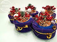 Подарок из полотенец Зимняя сказка, фото 1