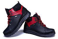 Мужские зимние кожаные ботинки ZG Red style, фото 1