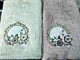 """Махровое банное полотенце """"Hayal"""" 70*140 (100% бамбук), Puppila, Турция , фото 3"""
