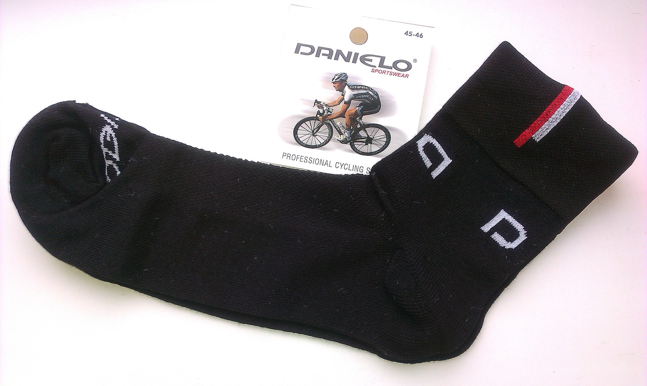 Носки велосипедные Danielo sports ST
