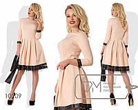 """Стильное платье мини """" Лондон """" Dress Code , фото 1"""