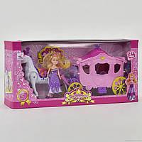 Карета 05012 (12) с куклой, в коробке