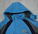 Куртка зимняя Snowzone 45 голубая (QuadriFoglio, Польша), фото 2