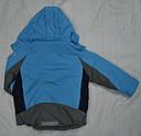 Куртка зимняя Snowzone 45 голубая (QuadriFoglio, Польша), фото 6