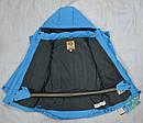 Куртка зимняя Snowzone 45 голубая (QuadriFoglio, Польша), фото 8