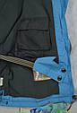 Куртка зимняя Snowzone 45 голубая (QuadriFoglio, Польша), фото 7