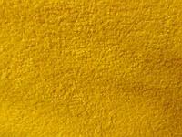 Мохра с начёсом желтая 20 метров