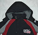 Куртка зимняя Snowzone 45 черная (QuadriFoglio, Польша), фото 2