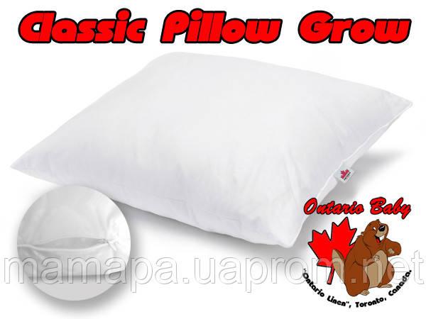 60х40 Ontario Classic Pillow 500 Grow Детская подушка от рождения до 5 лет, фото 1