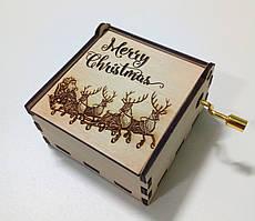 Музыкальная шкатулка Jingle Bells