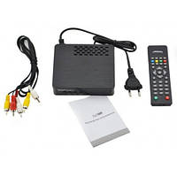 Цифровой эфирный тюнер Pantesat DVB-T2 3820 HD HDMI AV