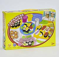 """Тесто для лепки """"Японская кухня"""" 8 цветов"""