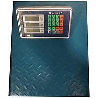 Весы на 300кг торгово-товарные с Wi-Fi. Платформа 520х420мм