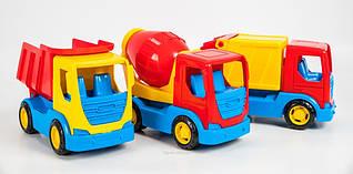 Вантажівка, бетономішалка, сміттєвоз Wader