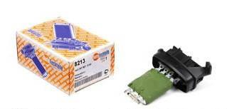 Реостат печі MB Sprinter TDI (7 виходів) (8213) AUTOTECHTEILE