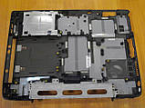 Низ. Нижняя часть корпуса. Корпус Toshiba SPM30 PSM35E M30 M35 PSM35E-000MN-RU бу, фото 2