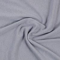 Кулирная гладь. Цвет Пепельный (серый). Трикотажная ткань. Хлопок 100%