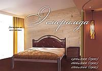 Металлическая кровать Эсмеральда ТМ «Металл-Дизайн»