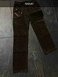 Джинсы на девочку коричневий цвет, фото 4