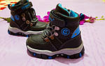 Зимние ботинки для мальчика, размер 21-26, фото 2