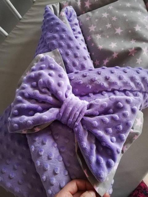 Индивидуальный заказ в фиолетовых тонах 14