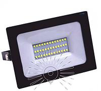 Прожектор светодиодный 20Вт 6500K IP65, LMP21, чёрный, фото 1