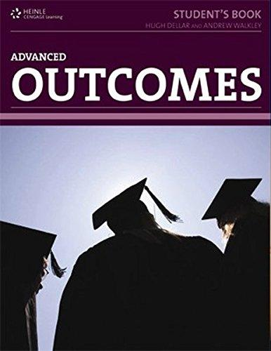 Outcomes Advanced Student's Book with Pin Code for myOutcomes and Vocabulary Builder