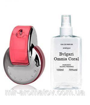 №15 Женские духи на разлив  Bvlgari Omnia Coral   110мл