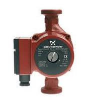 Насос Grundfos 25/40 130 мм для отопления