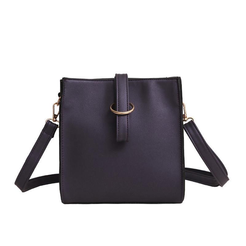 Женская сумка мини фиолетовая опт