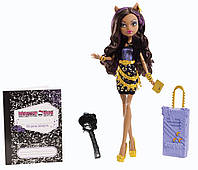 Кукла Monster High Клодин Вульф Скариж Travel Scaris Clawdeen Wolf