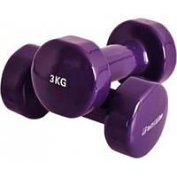 Гантели для фитнеса по 3 кг