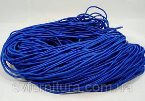 Резинка шнур 3 мм электрик