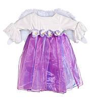 Нарядное карнавальное платье в комплекте с крыльями ангела на 12 мес из США
