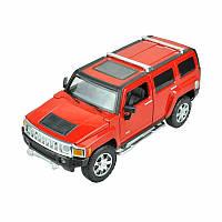 Машинка металлическая коллекционная Hummer 68240A Автопром KK