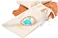Подушка-грелка Organic с семенами льна 15х23см, фото 1