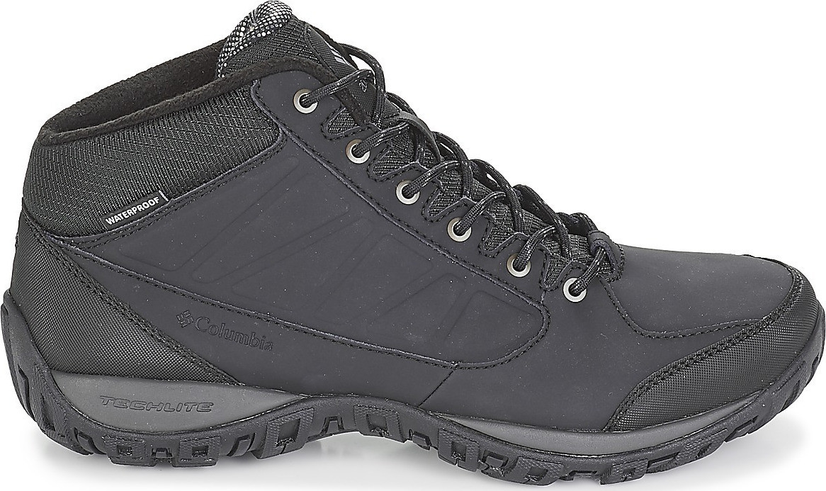 Ботинки мужские Columbia ruckel ridge chukka WP