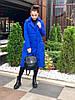 """Стеганое женское пальто на силиконе """"SLIM"""" с карманами (4 цвета)"""