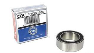 Підшипник компресора кондиціонера (40x62x24) (ACB40620024) CX