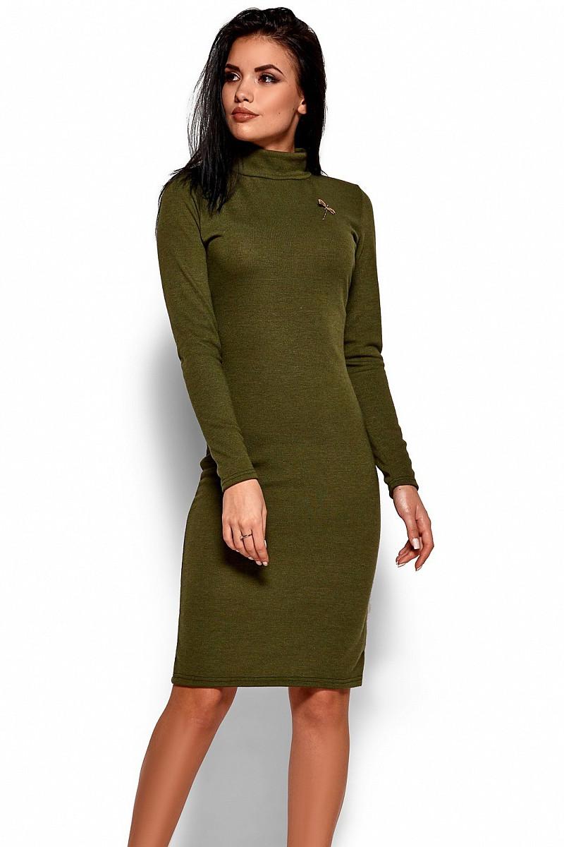 57a802392bd908 S, M, L) Молодіжне повсякденне зелене плаття-гольф Bruss - купити в ...
