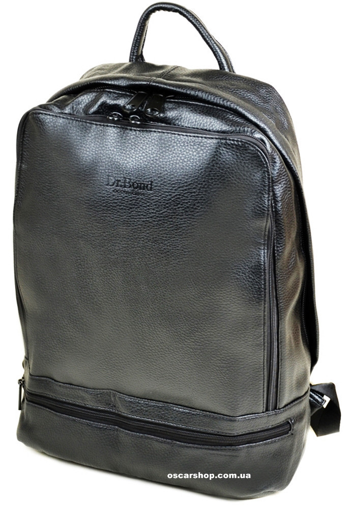acd8f596ae58 Кожаный мужской рюкзак Bond. Сумка портфель под ноутбук под А-4. Сумка  мужская